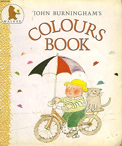 Colours Book By John Burningham