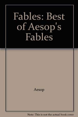 Best Of Aesops Fables By Aesop