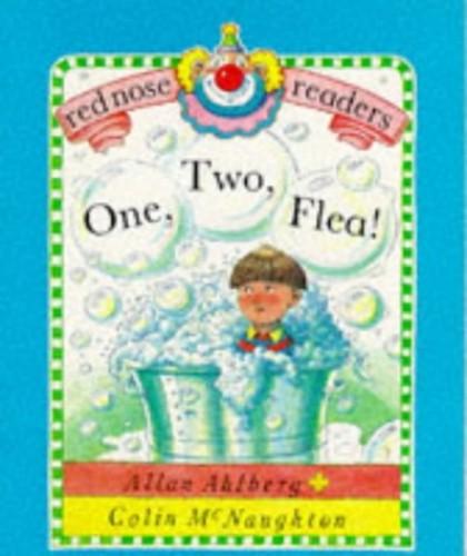 One Two Flea By Ahlberg Allan