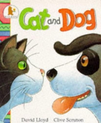 Cat and Dog By David Lloyd