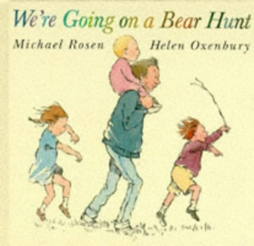We're Going On A Bear Hunt Mini By Michael Rosen