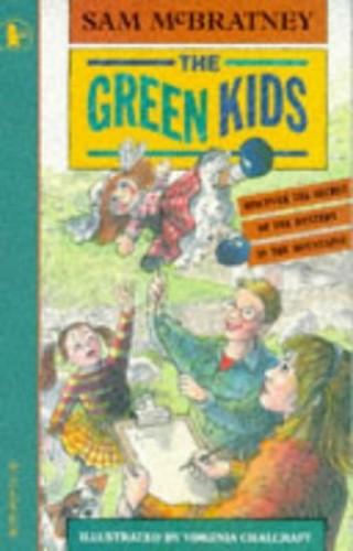 Green Kids By Mcbratney Sam