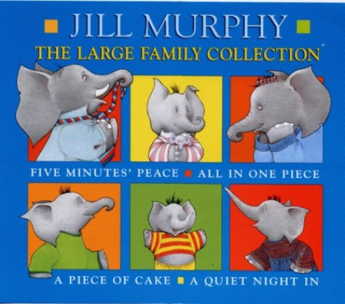 Large Family Collection By Murphy Jill