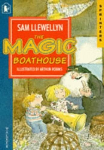 Magic Boathouse By Llewellyn Sam