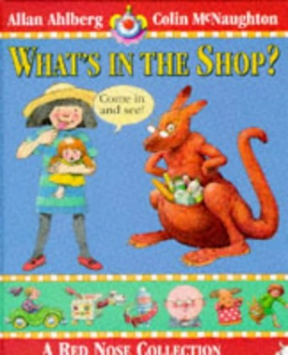 Allan Shope: What's In The Shop By Allan Ahlberg