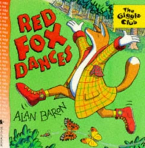 Red Fox Dances By Alan Baron