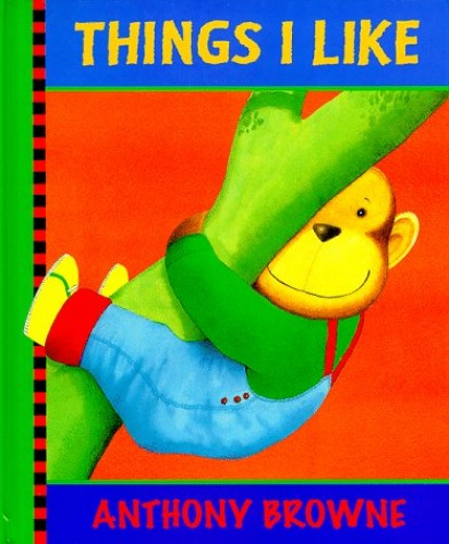 Things I Like By Browne Anthony