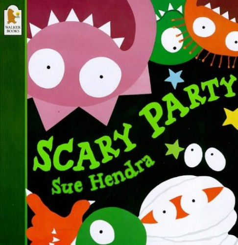 Scary Party By Hendra Sue