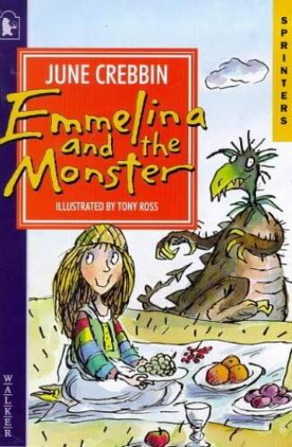 Emmelina And The Monster By June Crebbin