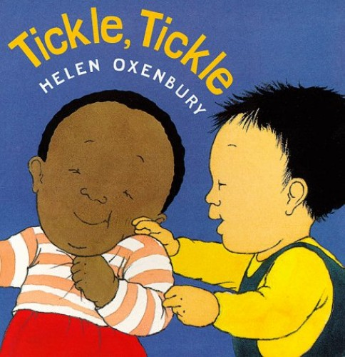 Tickle Tickle Board Book By Oxenbury Helen