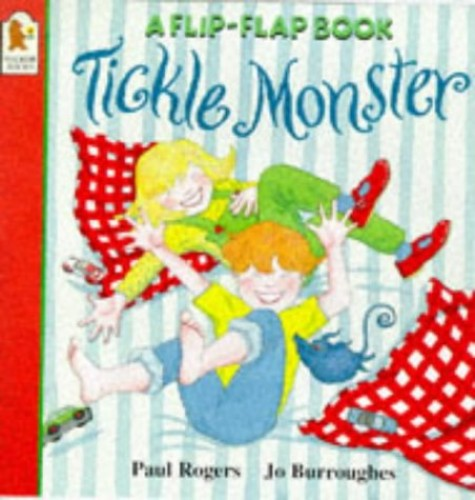 Tickle Monster by Paul Rogers