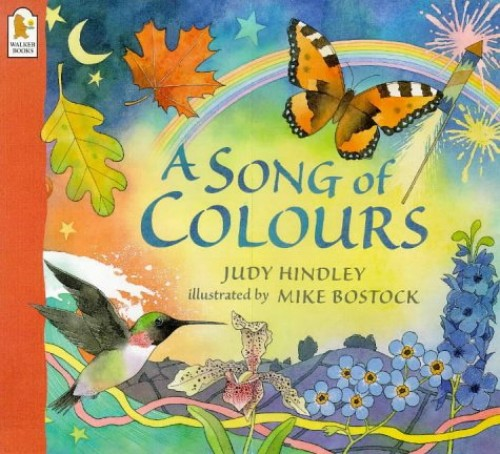 Song Of Colours By Judy Hindley