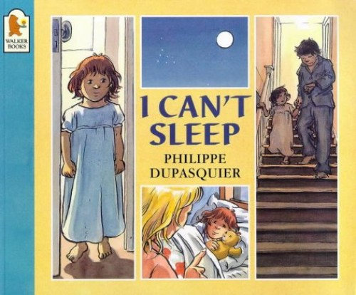 I Can't Sleep By Philippe Dupasquier