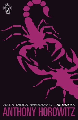 Scorpia (Alex Rider) by Anthony Horowitz