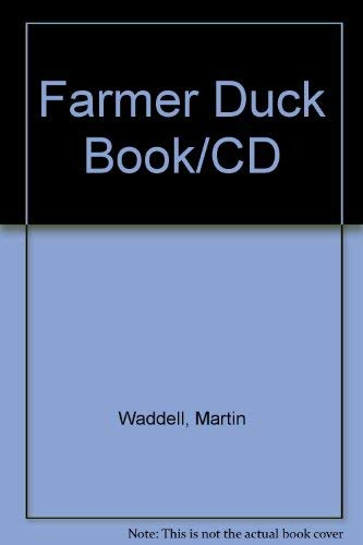 Farmer Duck Book/CD By Martin Waddell