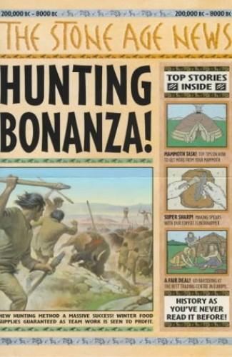 Stone Age News By Fiona MacDonald