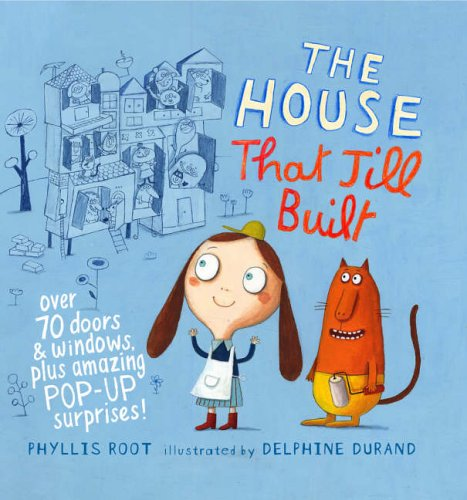 House That Jill Built By Root Phyllis