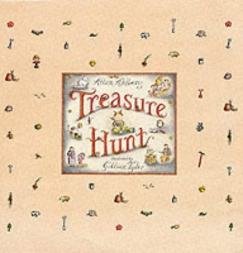 Treasure Hunt by Allan Ahlberg