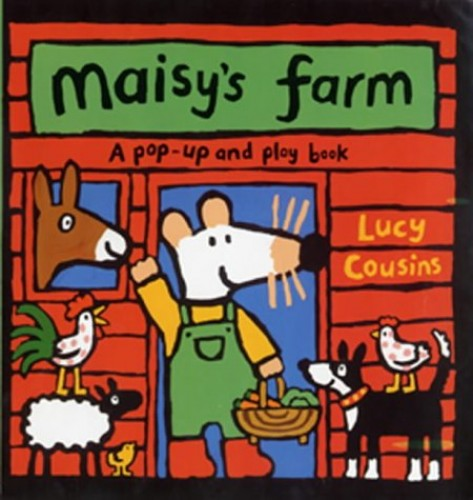 Maisy's Farm by Cousins, Lucy Hardback Book The Cheap Fast Free Post