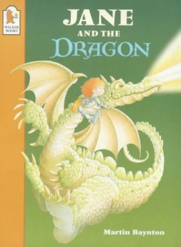 Jane and the Dragon By Martin Baynton