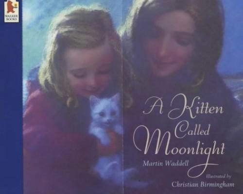 Kitten Called Moonlight By Waddell Martin