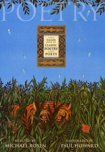 Walker Book Of Classic Poetry & Poets By Rosen Michael