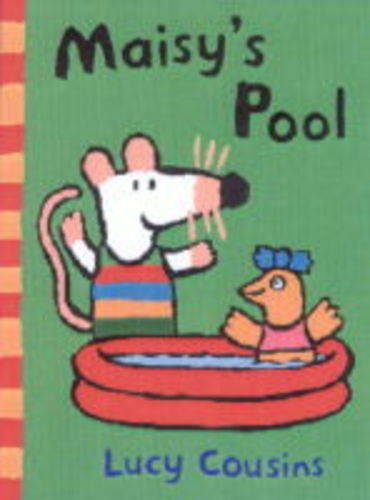 Maisy's Pool Board Book By Lucy Cousins