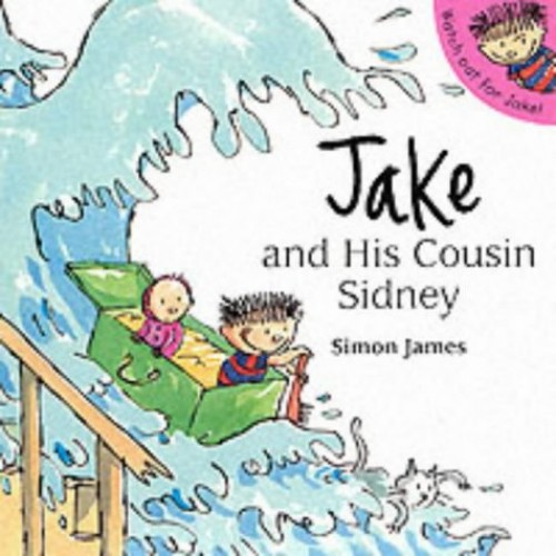 Jake And His Cousin Sidney By Simon James