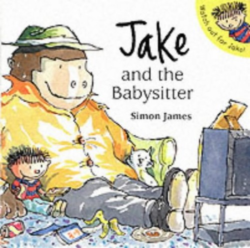 Jake And The Babysitter By Simon James