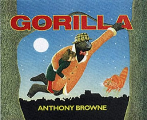 Gorilla (Little Favourites) By Browne Anthony