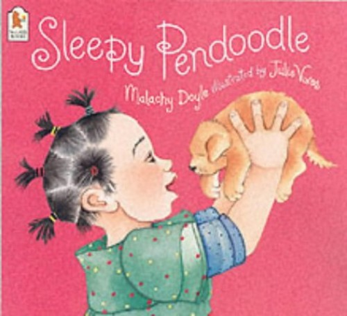 Sleepy Pendoodle By Doyla Malachy