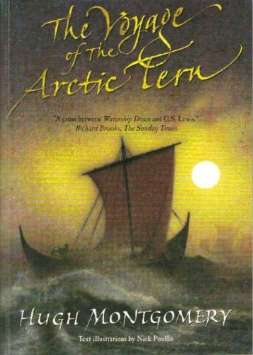 Voyage Of The Arctic Tern By Hugh Montgomery