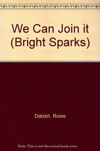 We Can Join it by Rosie Dalzell