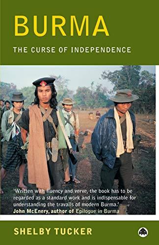 Burma By Shelby Tucker