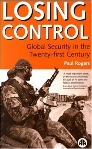 Losing Control By Paul Rogers