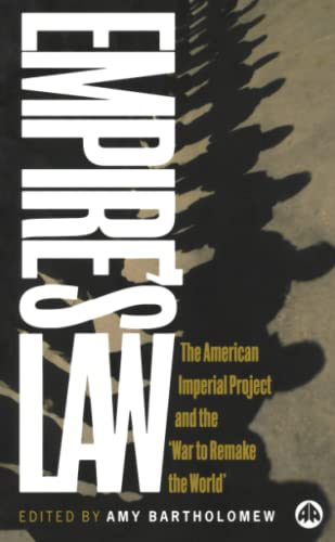 Empire's Law By Edited by Amy Bartholomew