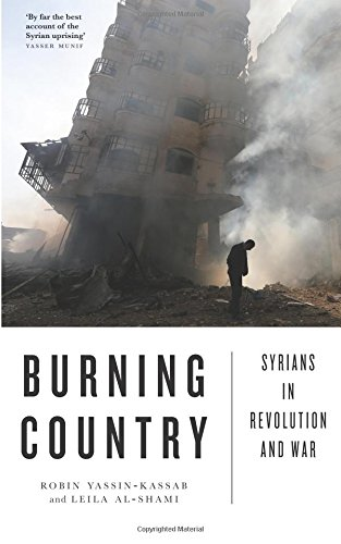 Burning Country - Old Edition By Robin Yassin-Kassab