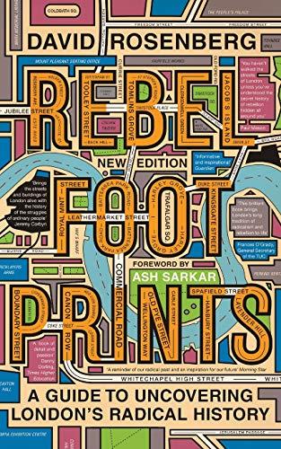 Rebel Footprints By David Rosenberg