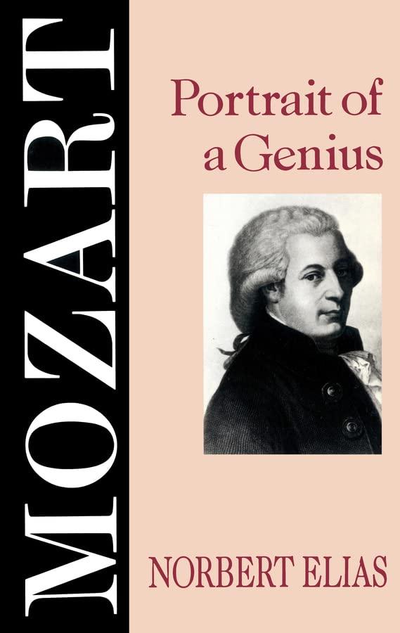 Mozart By Norbert Elias