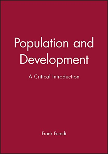 Population and Development By Frank Furedi