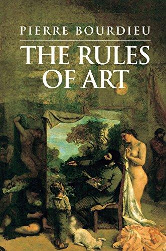 Rules of Art By Pierre Bourdieu