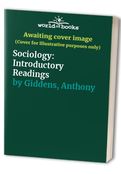 Sociology By Anthony Giddens