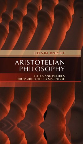 Aristotelian Philosophy By Kelvin Knight