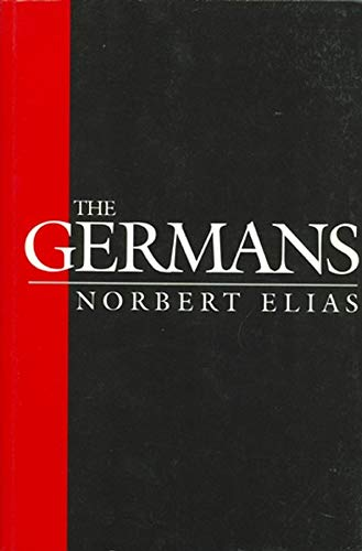 The Germans By Norbert Elias