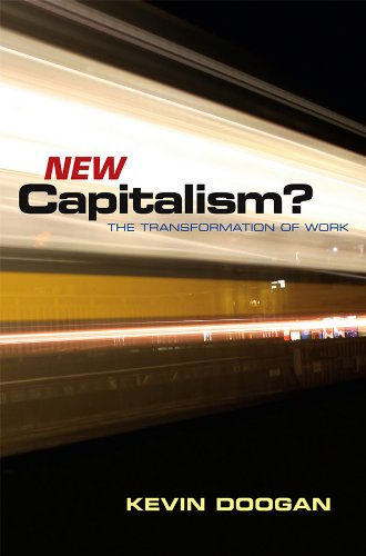 New Capitalism? By Kevin Doogan