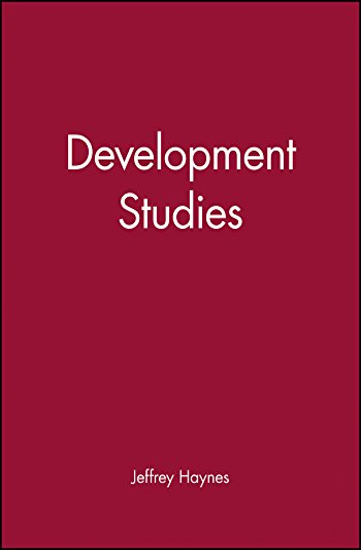 Development Studies (Polity Short Introductions) By Jeffrey Haynes