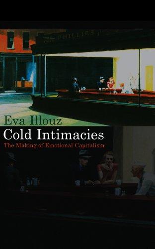 Cold Intimacies By Eva Illouz