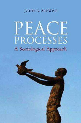 Peace Processes By John D. Brewer