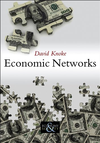 Economic Networks By David Knoke