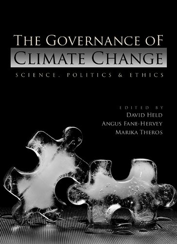 The Governance of Climate Change By David Held